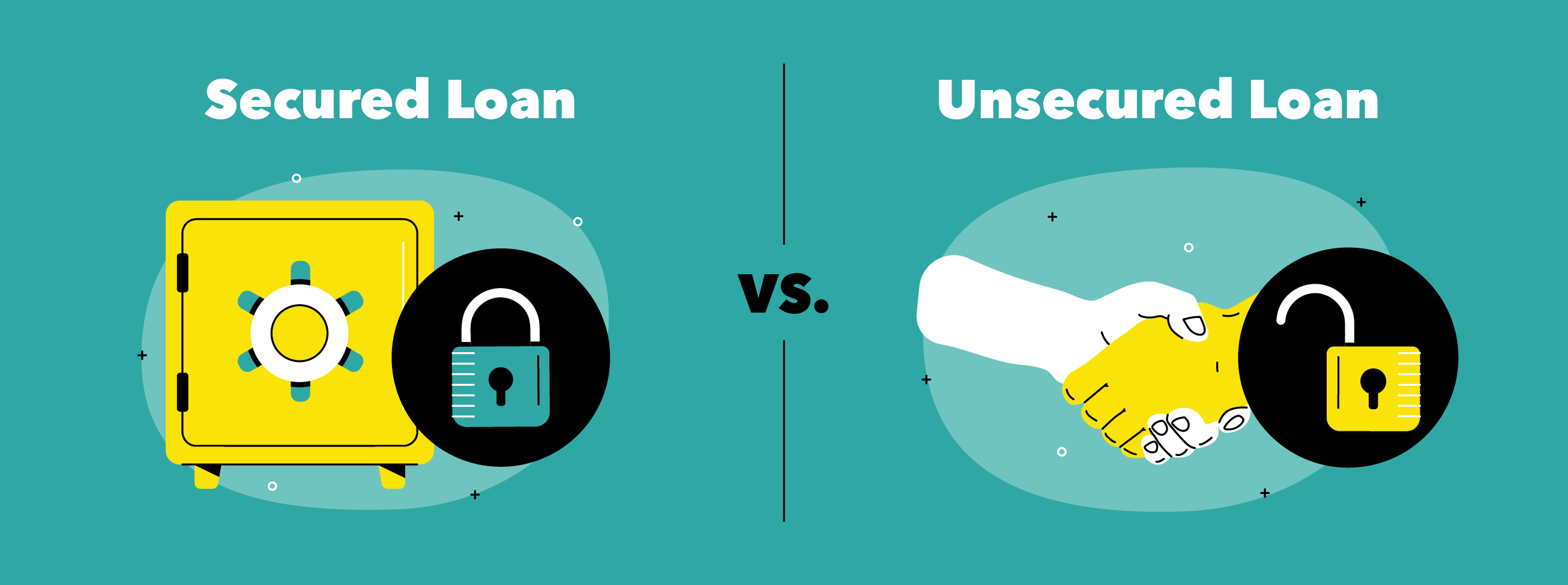 What's the Difference Between Secured vs. Unsecured Loans?