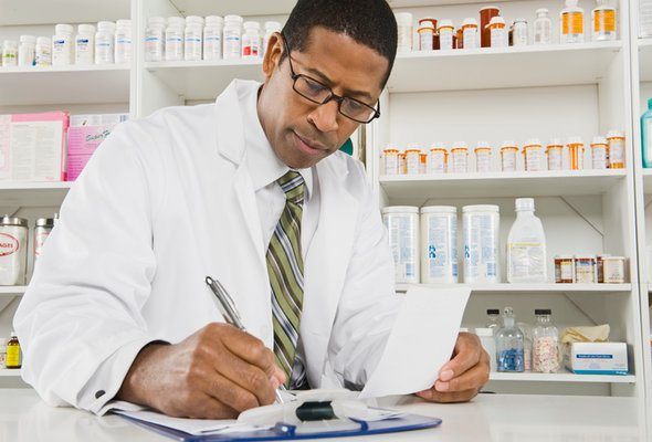 The Average Salary of a Pharmacist